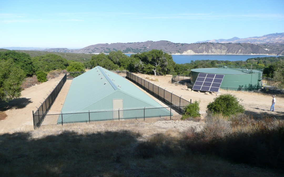 Lake Cachuma Water Storage