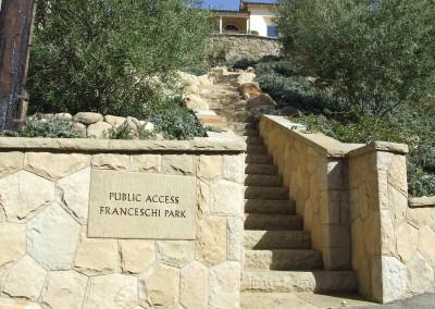 Franceschi Park Stairway